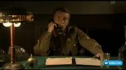 Yezhov on the phone