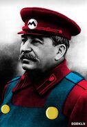 Mario is Stalin