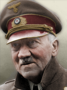 Portrait Germany Adolf Hitler