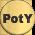 PotY medal