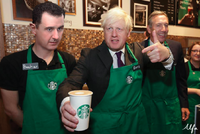 Assad Starbucks