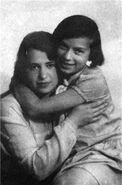 Nina and Svetlana 1932