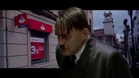 Hitler steals a bank