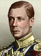 Portrait Britain Edward VIII