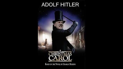 Ebenezer Hitler A Nazi Christmas Carol