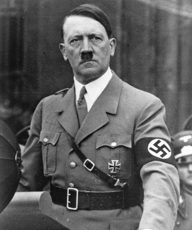 Image result for Hitler