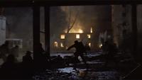 Battle Scenes Berlin night