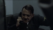 Hitler Phone Scene Hitler replying