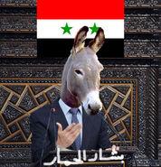 Bashar Hafez al-Assad