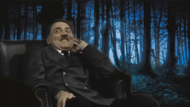 File:Hitler in the mysterious forest.jpg