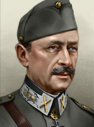 Portrait Finland Carl Gustaf Emil Mannerheim