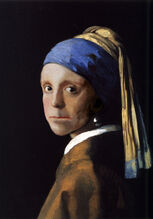 Goebbels with the Pearl Earring
