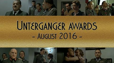 Unterganger Awards - August 2016 Read description