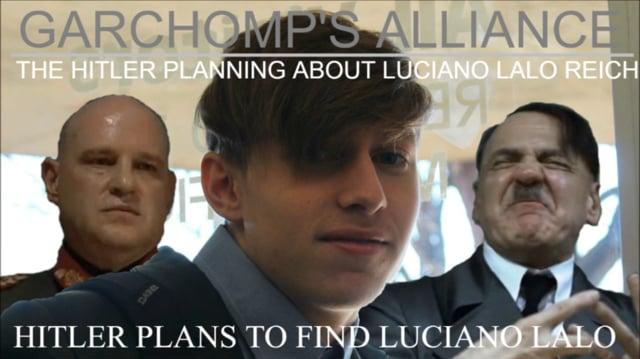 Hitler plans to find Lucky