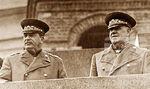Stalin & Zhukov