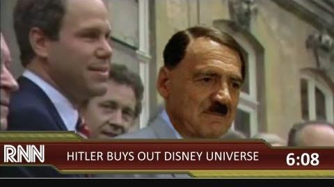 Hitler Buys the Disney Universe