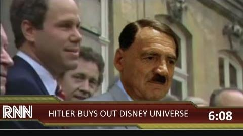 Hitler Buys the Disney Universe