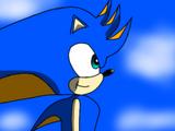 Blade the Hedgehog