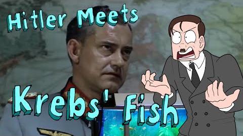 Hitler Meets Krebs' Fish