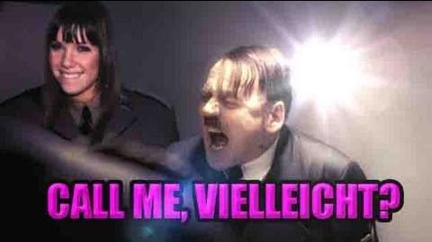 Adolf Hitler - Call Me, Vielleicht? (Call Me Maybe Remix Parody)