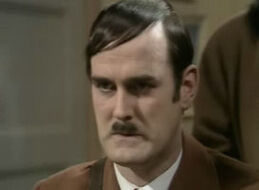 Monty Python Hitler