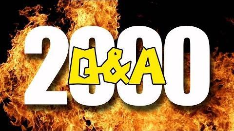 2K SUBS Q&A ANNOUNCEMENT