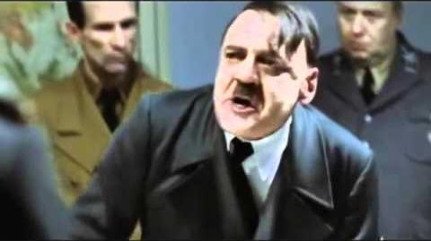 Hitler is singing Rammstein song