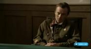 Yezhov interrogating
