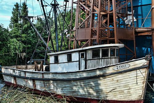 Jenny Boat