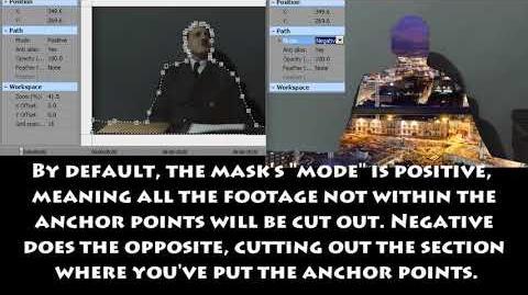 WonkyTonkBotty's Downfall Parody Rotoscoping Chroma-Keying Tutorial for Vegas Pro!