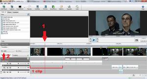 Videopad split 1