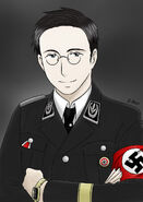 Himmler cartoon