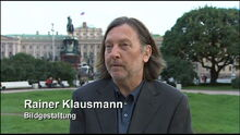 Rainer Klausmann Behind the scenes