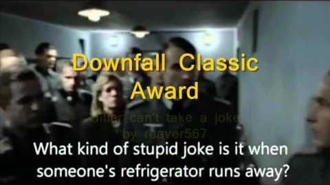 Downfall Parody Awards - April 2012