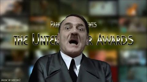 Hitler Enters the Unterganger Awards