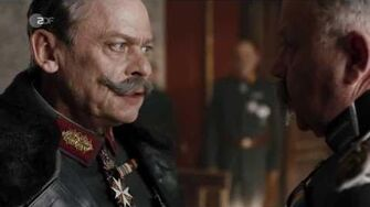 WILHELM II MEETS WITH GENERALS SCENE NO SUBTITLES (1080p)