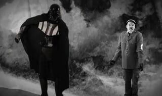 Darth Vadder vs Adolf Hitler vs Epic Rap Battles of History 2 1