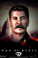 Stalin the Super Man
