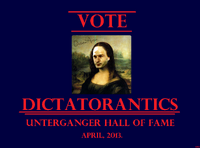 Vote for DA 3
