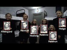 Goebbels Children Comparison