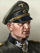 Portrait Germany Josef Dietrich