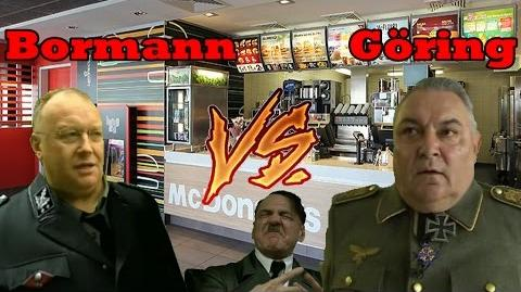 Clash of Fatties Bormann vs Göring