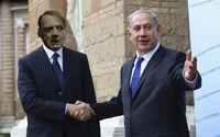 Benjamin Netanyahu Hitler