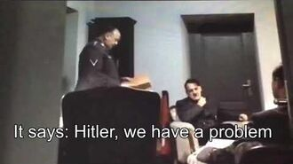 Hitler and the San Francisco Incident