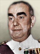Portrait Admiralty Luis Carrero Blanco