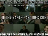 The Hitler Rants Parodies Contest