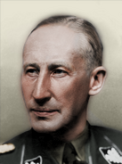 Portrait Germany Reinhard Heydrich