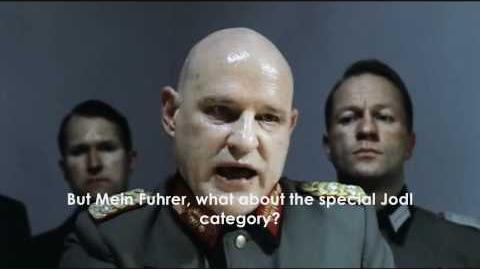 Hitler Plans To Have A Downfall Parody Awards