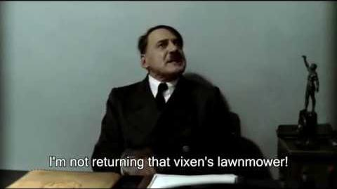 Hitler meets a Stardust Crusader