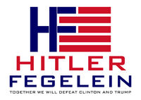 Hitler Fegelein 2016 Logo